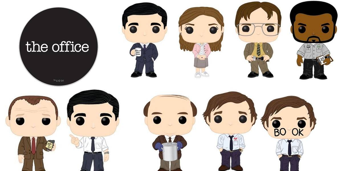 Funko presenta su línea de figuras de The Office