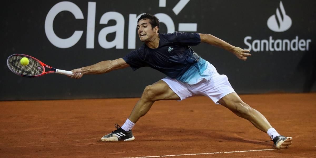 Garín superó todos sus registros ATP en dos semanas y buscará repetir el despegue que tuvo Jarry en Río 2018