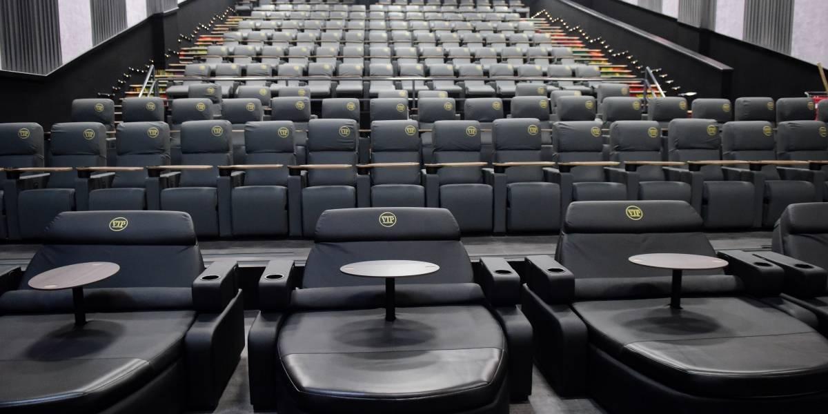 A otro nivel San Patricio VIP Cinemas