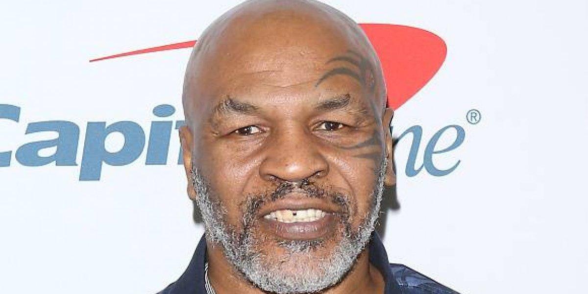 Mike Tyson quiso enfrentarse a un gorila