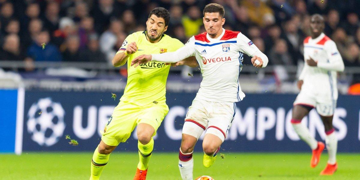 Robo a jugadores del Lyon - 20/02/2019 - Olé