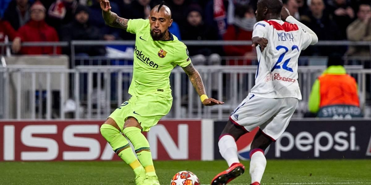"""Piqué se la dejó clara a Vidal: """"Tiene que entender que hay otros jugadores que hacen méritos"""""""