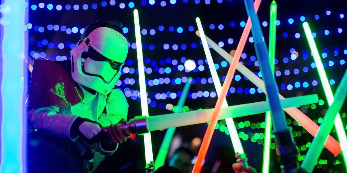 ¡A lo Star Wars! Duelos con sable de luz son reconocidos como deporte oficial