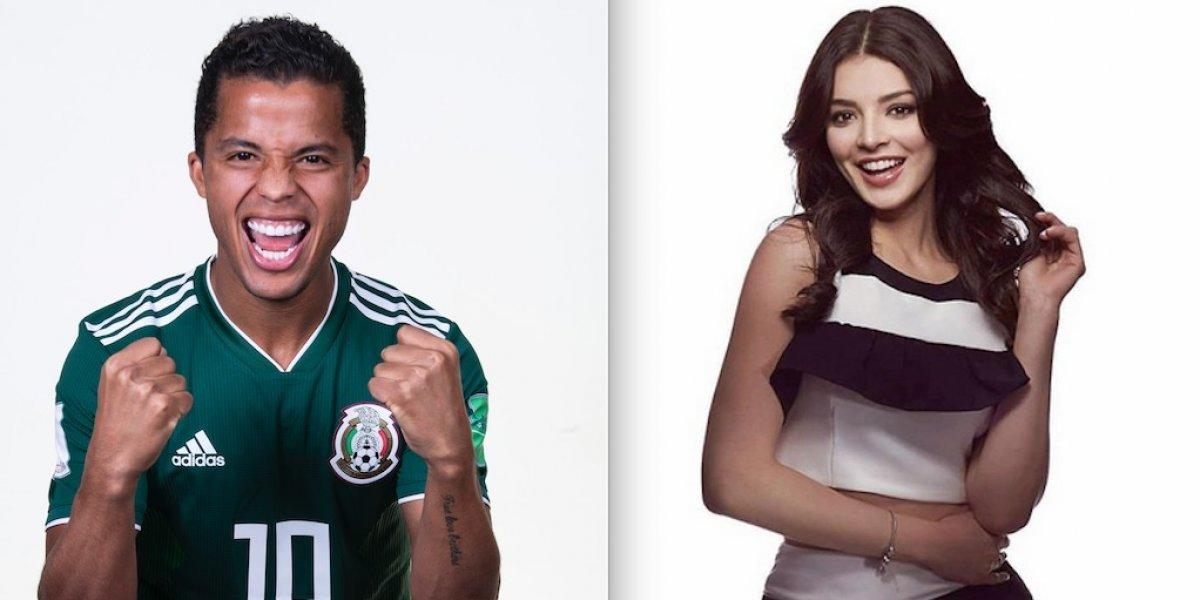 Giovani dos Santos, a la conquista de Miss México