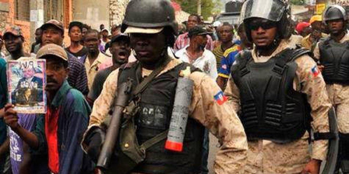 Haití llora más muertes de policías y civiles