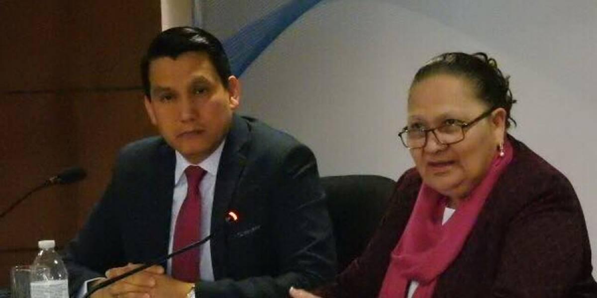 Instalarán clínica de Inacif en fiscalía municipal de Mixco