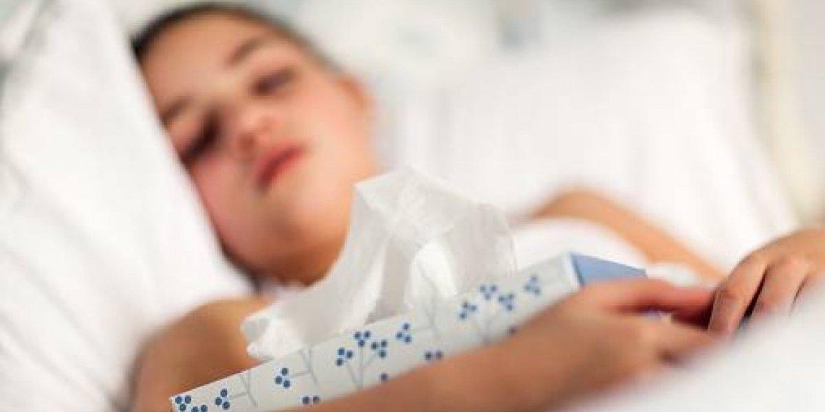Alertan por incremento de influenza en México; reportan 395 muertos en 2019