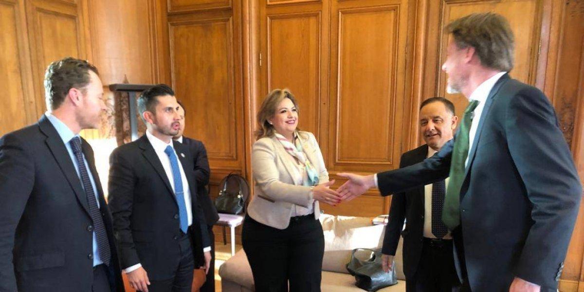 Presidente aclara confusión sobre ingreso de Guatemala al Centro de Desarrollo de la OCDE