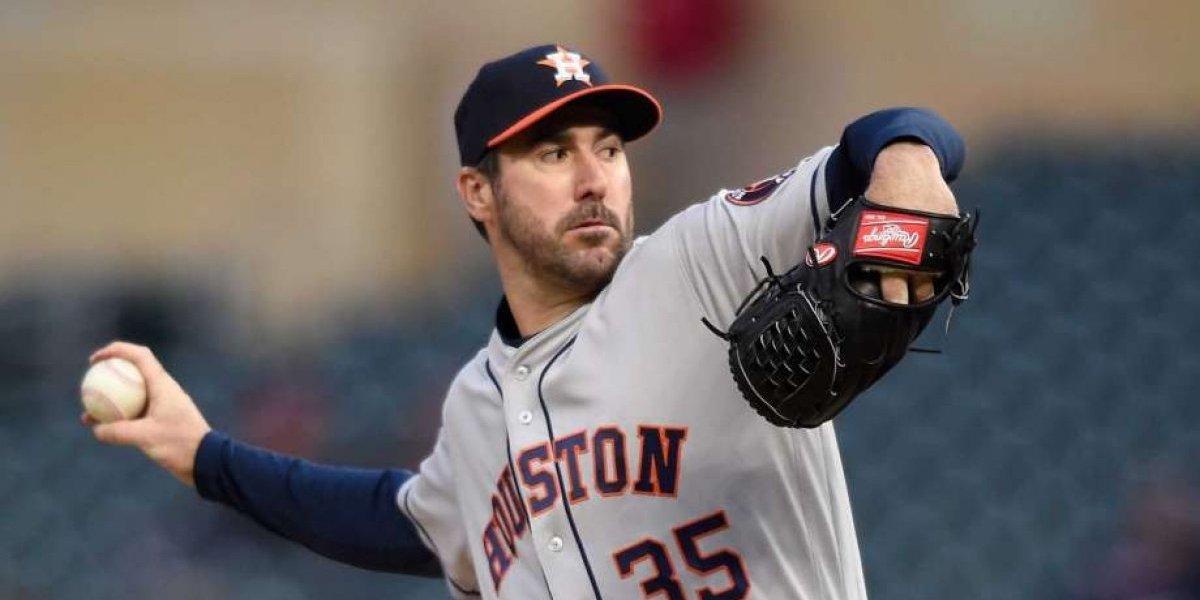 Astros desean extender pactos de Verlander y Cole