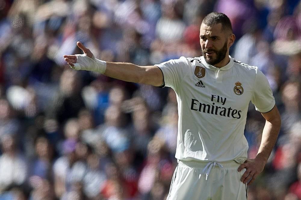 "Karim ""Gato"" Benzema / Getty Images"