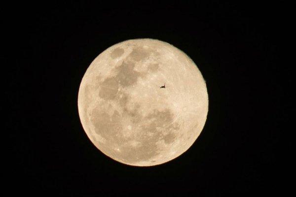 Superluna de febrero 2019