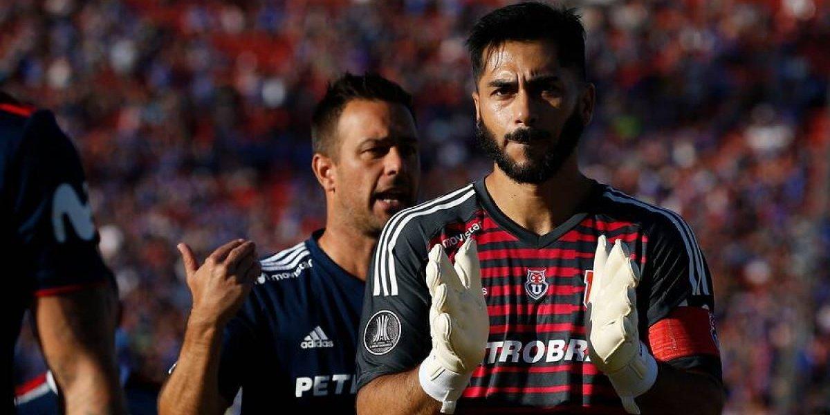 """Johnny Herrera disparó contra Azul Azul: """"Kudelka fue muy digno, prefirió irse antes de que lo echaran cascando"""""""