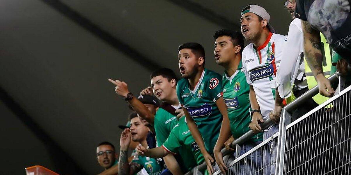 Barrista que agredió a jugador de Deportes Antofagasta recibió duro castigo