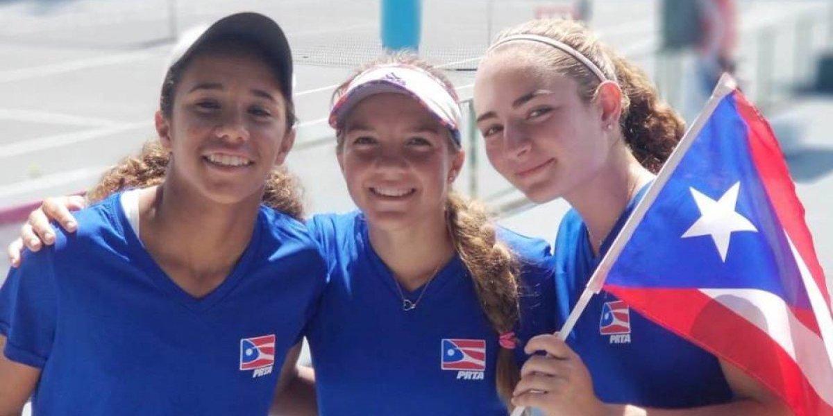 Puerto Rico conquista subcampeonato en Junior Fed Cup