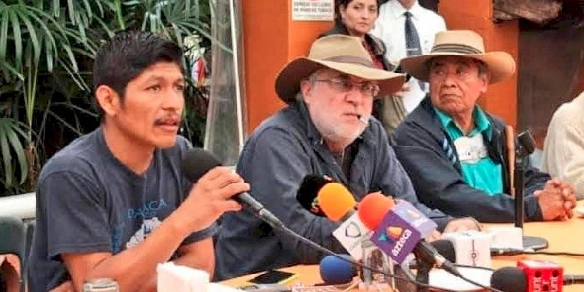 Pide AMLO aclarar muerte de Samir Flores; rechaza implicación del gobierno