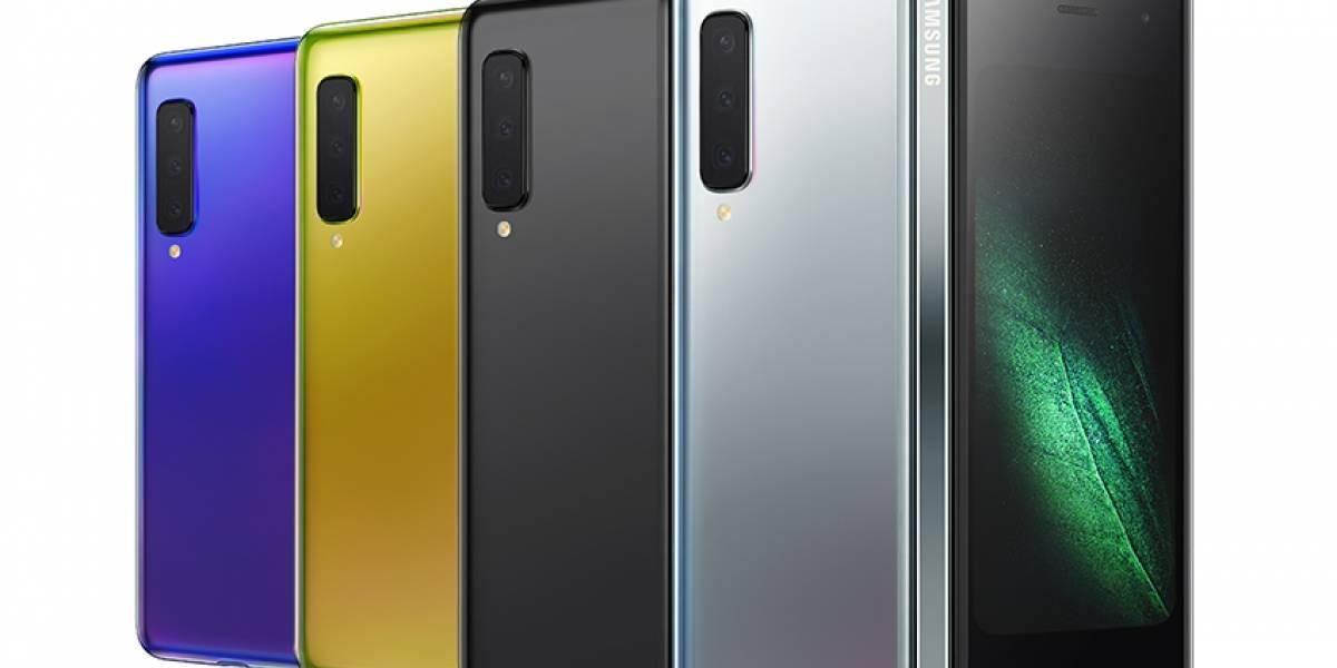 Samsung habría encontrado solución a los problemas de su plegable Galaxy Fold