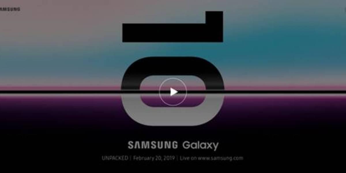 Veja como assistir ao vivo o lançamento do novo Samsung Galaxy S10