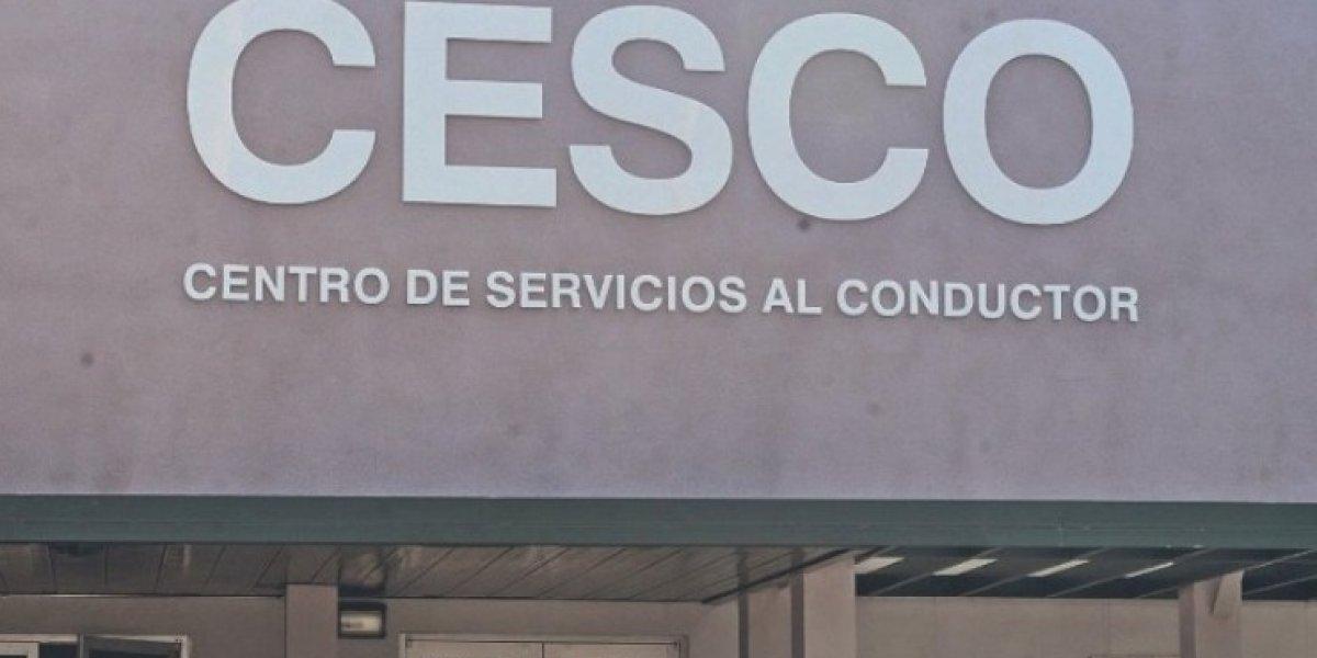 DTOP anuncia nuevo servicio para sacar citas en CESCO