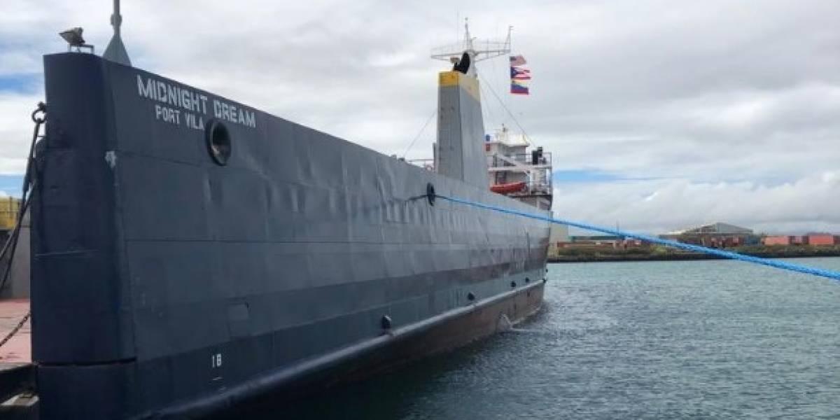 Departamento de Estado contrata buque por $211 mil para llevar ayuda a Venezuela