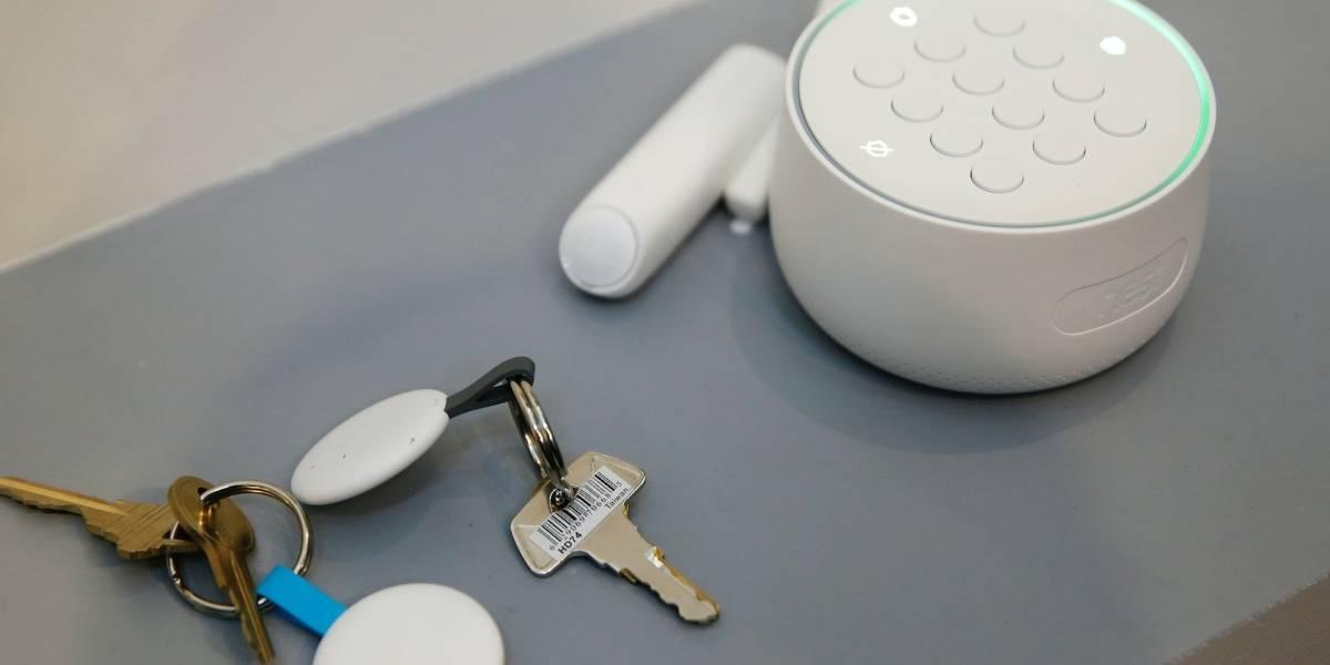 Google olvida mencionar micrófono en su sistema de seguridad