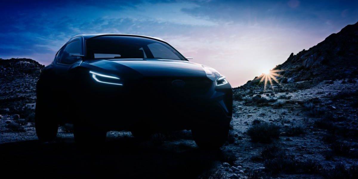Subaru adelanta detalles de su conceptual Viziv Adrenaline