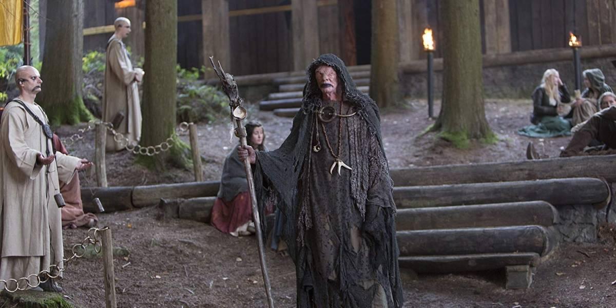 ¿Cómo luce el vidente de Vikingos en la vida real?