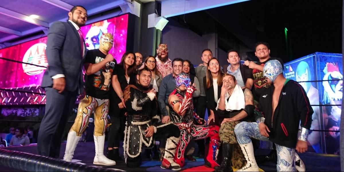 Famoso actor mexicano será nuevo luchador de la Triple AAA