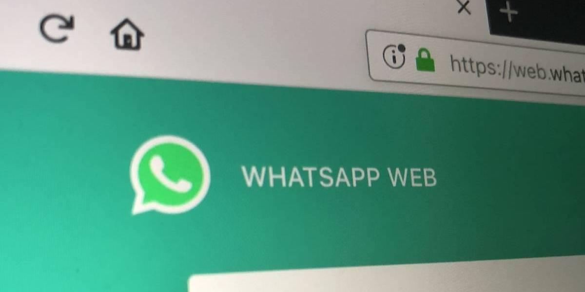 Assim você pode se conectar facilmente ao WhatsApp Web