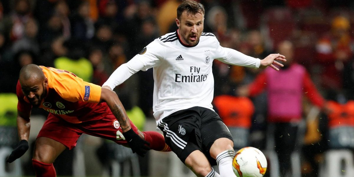 Liga dos Europa: onde assistir ao vivo online o jogo BENFICA X GALATASARAY