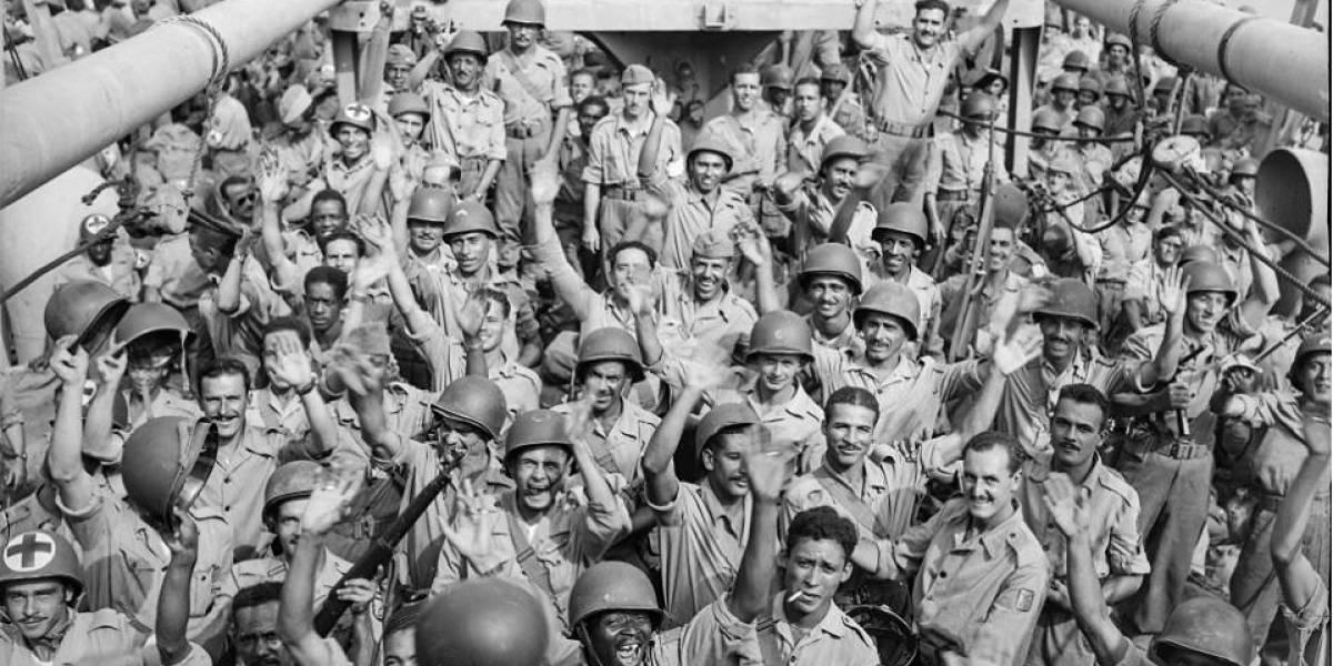 Documentário 'V de Vitória' conta história de soldados brasileiros na Segunda Guerra Mundial