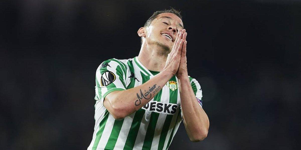 Termina la aventura de los mexicanos en la Europa League