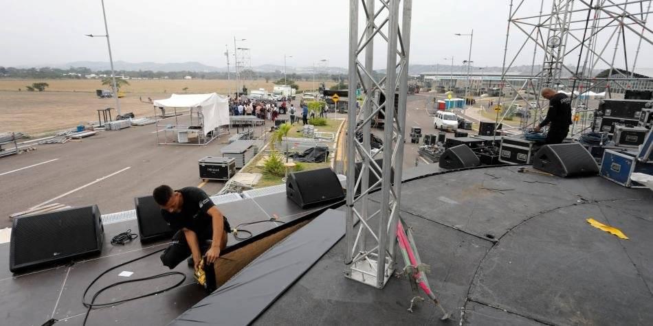 concierto Cúcuta Internet