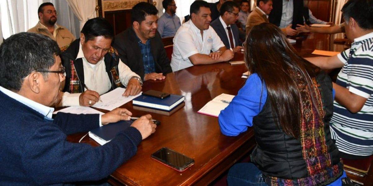 Alcaldes piden prórroga para construir plantas de tratamiento