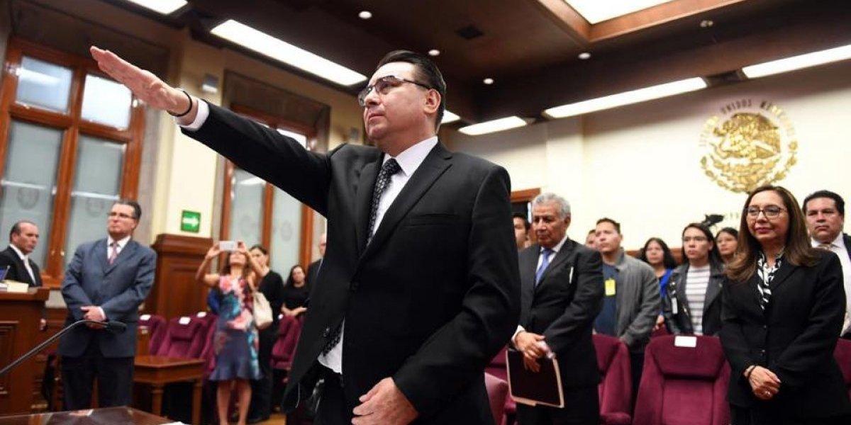 SCJN designa a Sergio González como consejero de la Judicatura Federal