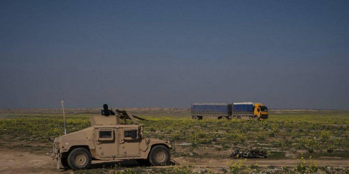 Entregan a Irak a más de 150 iraquíes del Estado Islámico
