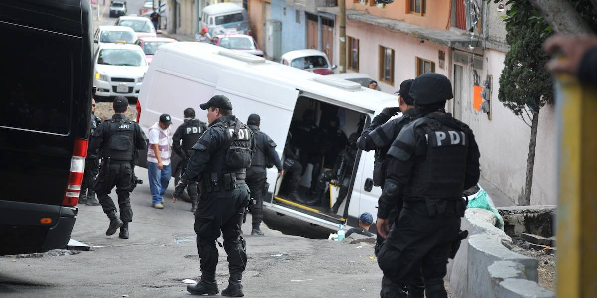 Degüellan a presunto 'robachicos' en la Gustavo A. Madero