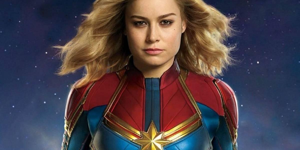 Esta es la razón por la que el estreno de Capitana Marvel coincide con el 8 de marzo