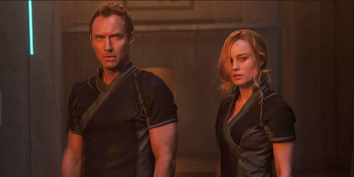 Jude Law aparecerá en Capitana Marvel ¿Qué personaje interpretará?
