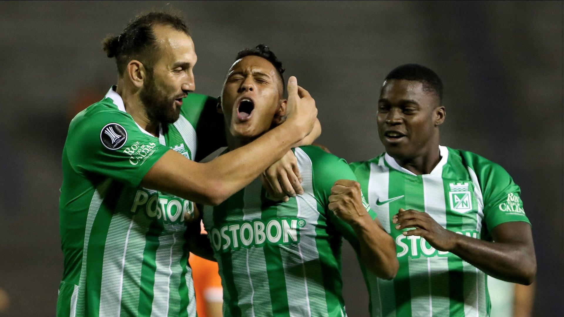 Ver Gratis Libertad VS Atl U00e9tico Nacional Copa Libertadores