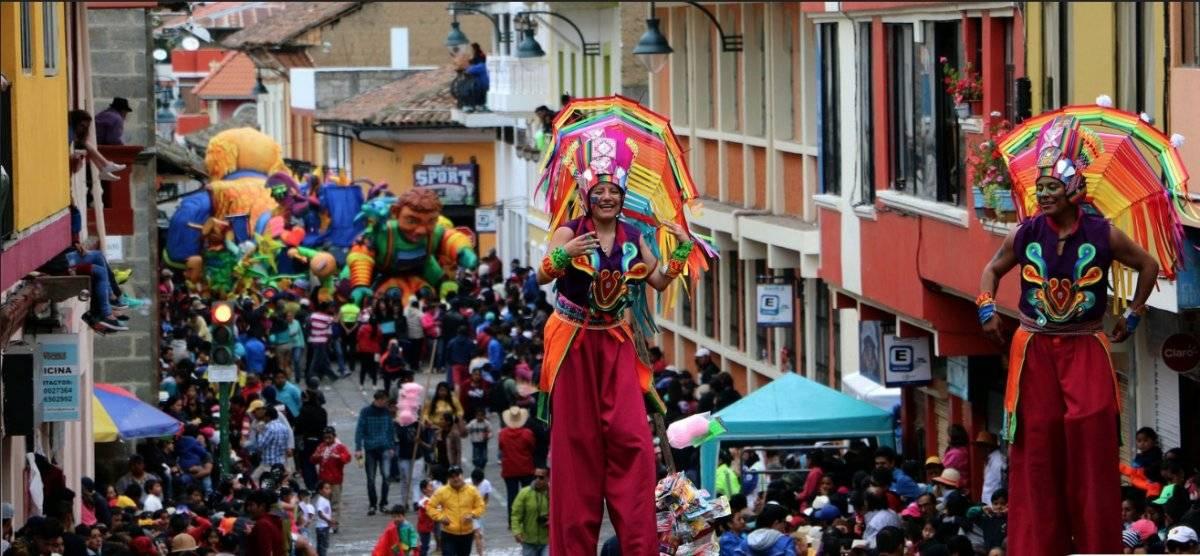 Carnaval de Guaranda 2018