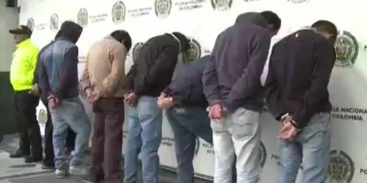 Alarmante cifra de menores detenidos en Bogotá en lo corrido del año