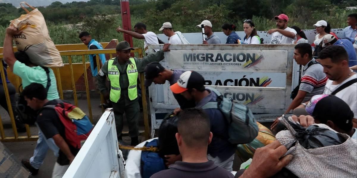 Colombia expulsa a cinco presuntos infiltrados de la dictadura de Maduro que buscaban sabotear acto en Cúcuta