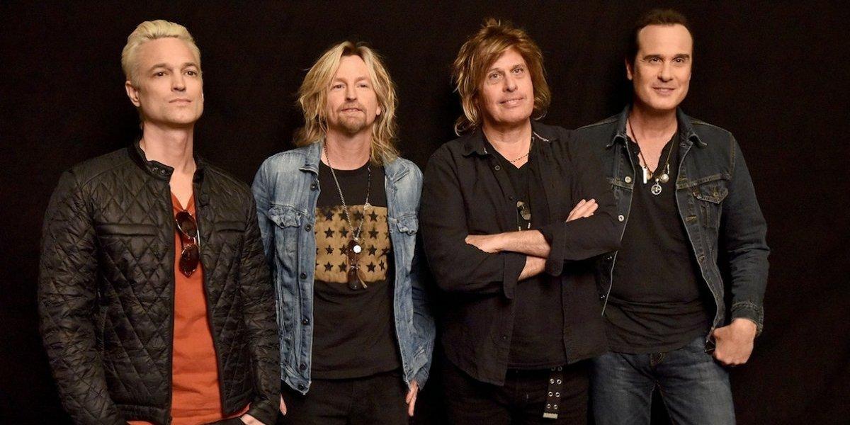 Stone Temple Pilots renacen el grunge en el Roxy Fest
