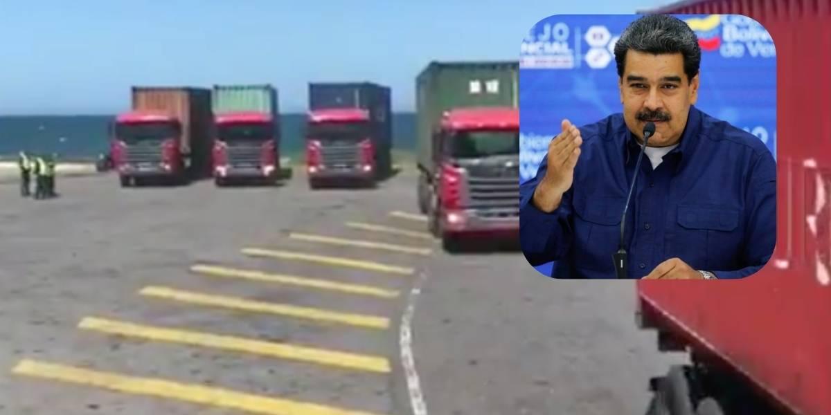 Gobierno de Nicolás Maduro anuncia cierre de la frontera con Colombia