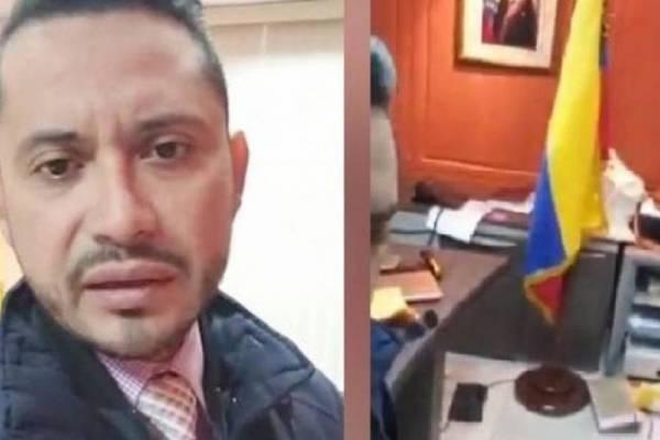 Consul de Venezuela en Ecuador