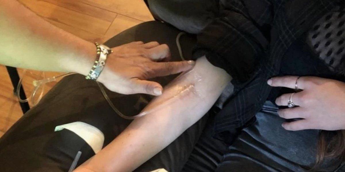 Resucitación intravenosa: Probé un servicio para curar la cruda a domicilio