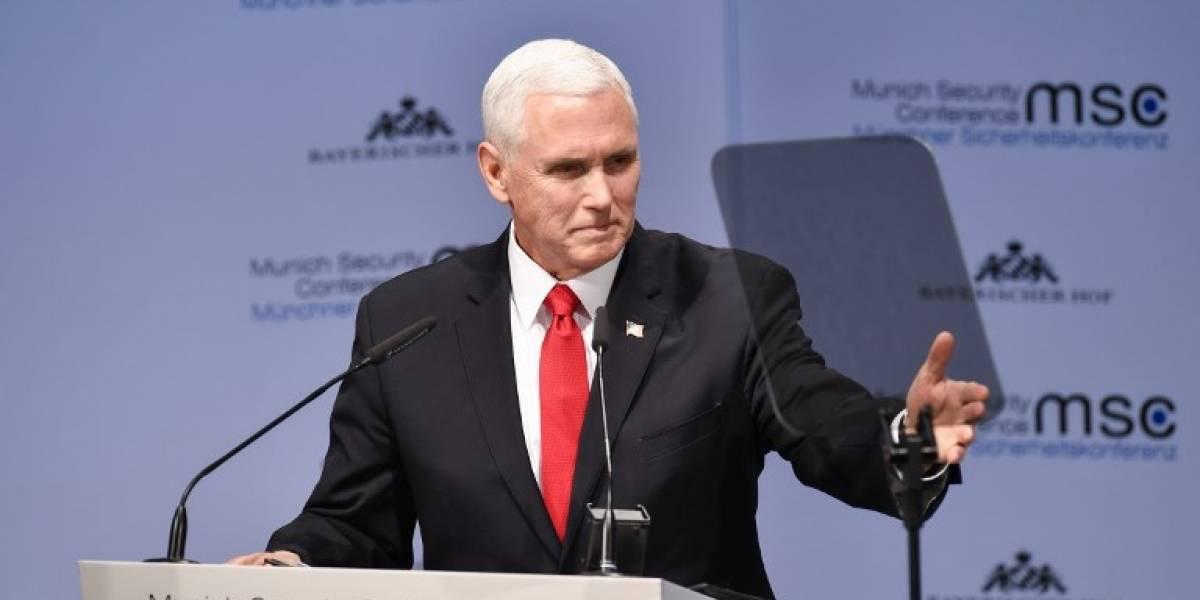 Mike Pence, destino Colombia para apoyar a Guaidó