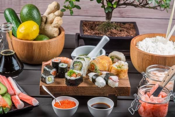 Dieta de los japoneses
