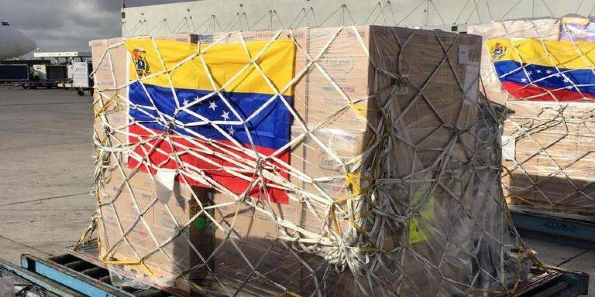 China advierte graves consecuencias si la ayuda humanitaria ingresa a Venezuela
