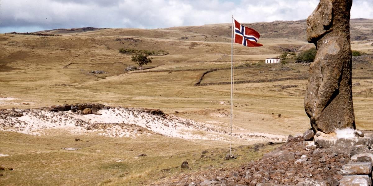 Aplausos para Noruega: Devolverá piezas arqueológicas a Isla de Pascua
